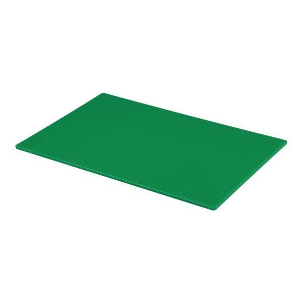 Tocator universal verde, 265x325x(H) 9 mm, polietilena HDPE, potrivit si la uz profesional