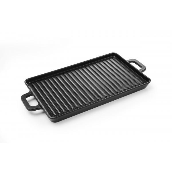 Vas servire in forma de grill, 320x162x(H)20 mm, melamina, Little Chef
