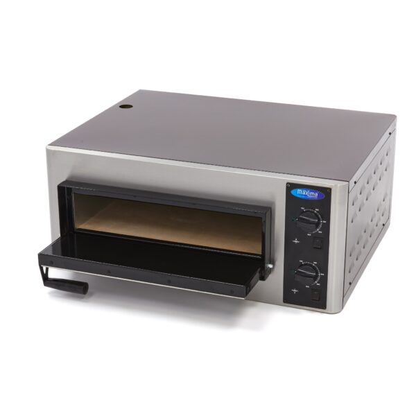 Cuptor electric deluxe 4 pizza 25 cm, 400V