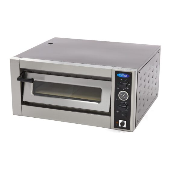 Cuptor electric deluxe 4 pizza 30 cm, 400V