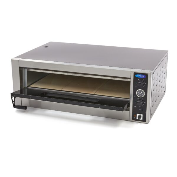 Cuptor electric deluxe 6 pizza 30 cm, 400V