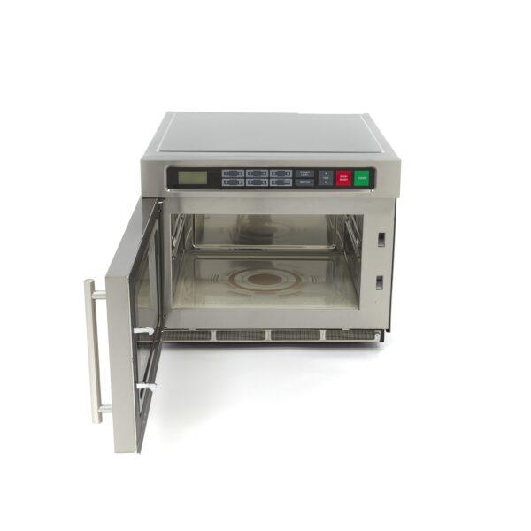 Cuptor cu microunde profesional programabil dublu, 30L 1800W