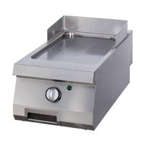 Grill/Gratar simplu electric cu suprafata de lucru neteda - seria 700