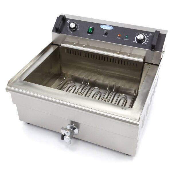 Friteuza electrica pentru peste 1 x 30 L - seria 700
