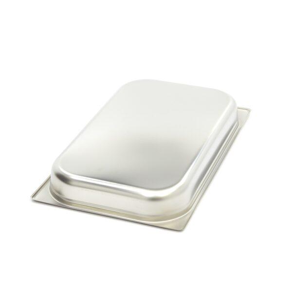 Vascheta gastronom din otel inoxidabil 1/1 GN, 65 mm, 530x325 mm