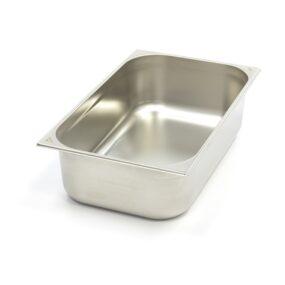 Vascheta gastronom din otel inoxidabil 1/1 GN, 150 mm, 530x325 mm