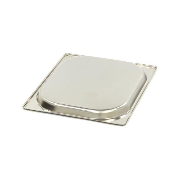 Vascheta gastronom din otel inoxidabil 1/2 GN, 20 mm, 325x265 mm