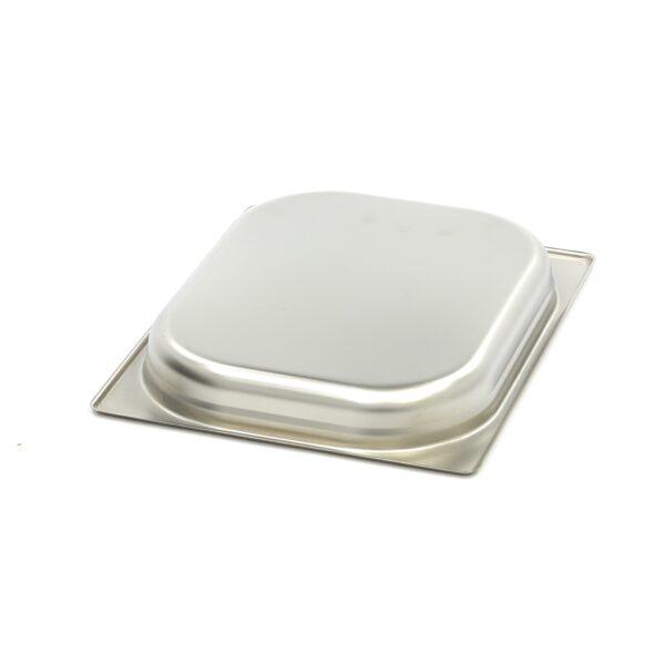 Vascheta gastronom din otel inoxidabil 1/2 GN, 40 mm, 325x265 mm