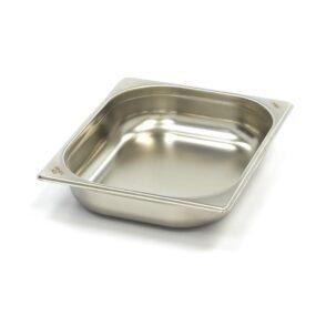 Vascheta gastronom din otel inoxidabil 1/2 GN, 65 mm, 325x265 mm