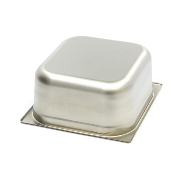 Vascheta gastronom din otel inoxidabil 1/2 GN, 150 mm, 325x265 mm