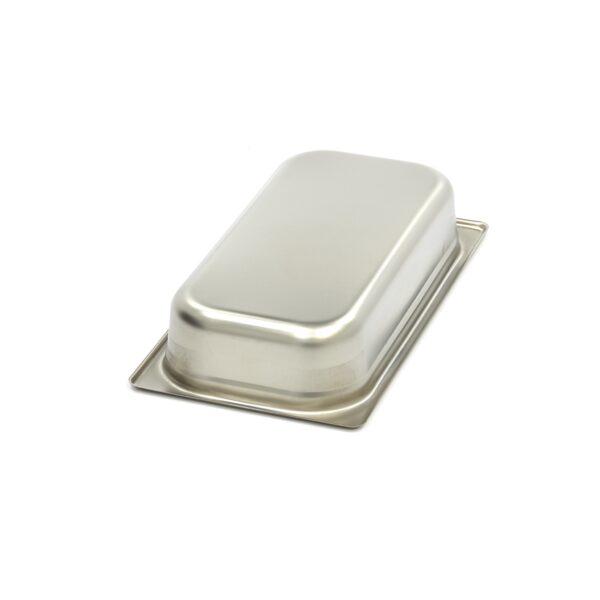 Vascheta gastronom din otel inoxidabil 1/3 GN, 65 mm, 325x176 mm