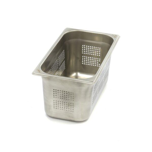 Vascheta gastronom din otel inoxidabil 1/3 GN, 150 mm, 325x176 mm