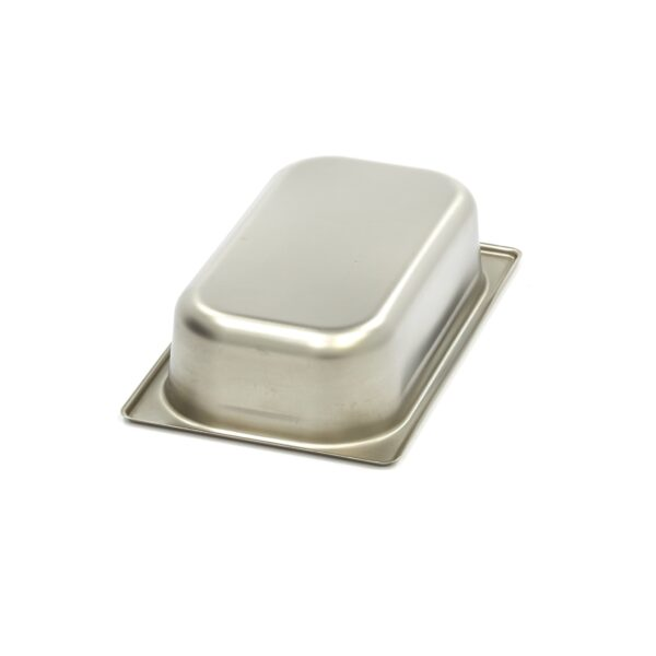 Vascheta gastronom din otel inoxidabil 1/4 GN, 65 mm, 265x162 mm