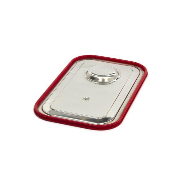 Capac gastronom cu banda siliconata 1/1 GN, 530 x 325 mm