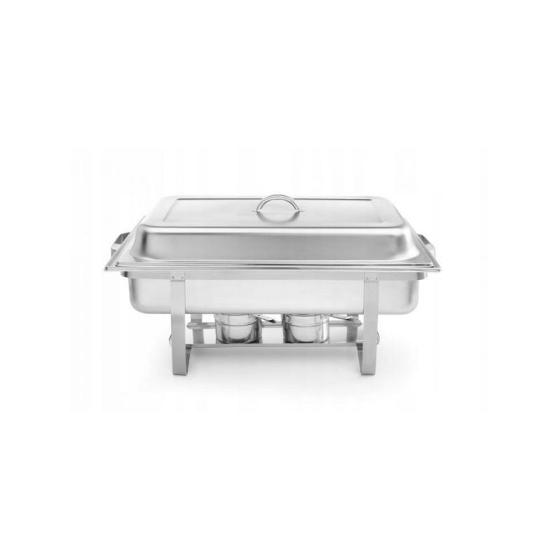 Chafing dish GN 1/1 pentru paste Inox 585x350x (H) 320 mm