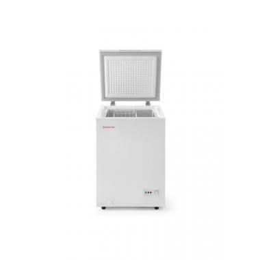 Congelator profesional 93 litri cu 1 usa otel inoxidabil -14 ° C -28 ° C 65 W 574x564x (H) 845 mm