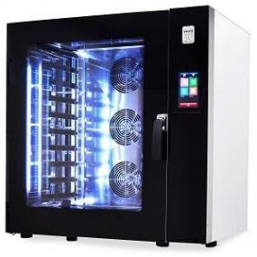 Cuptor electric gastronomie, 10 tavi GN 1/1, digital, Vesta Italia