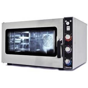 Cuptor electric gastronomie, 4 tavi GN 1/1, 230V, Vesta Italia