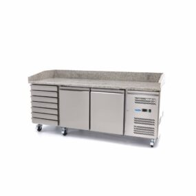 maxima-refrigerated-pizza-table-2-doors-7-drawers